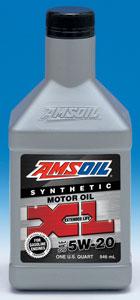 AMSOIL XL 5w20 synthetic motor oil