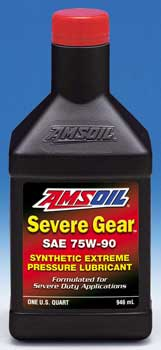 AMSOIL SVG Severe Gear Oils