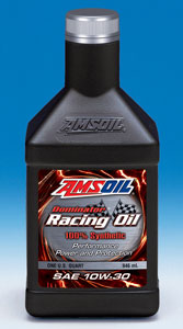 AMSOIL Dominator Racing Oil