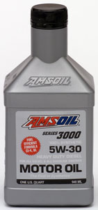 AMSOIL Serires 3000 5w30 (HDD)