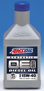 AMSOIL OE Synthetic Diesel Oil