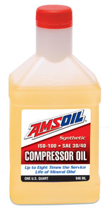 AMSOIL Synthetic Compressor Oil