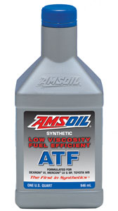 AMSOIL Low Viscosity ATF