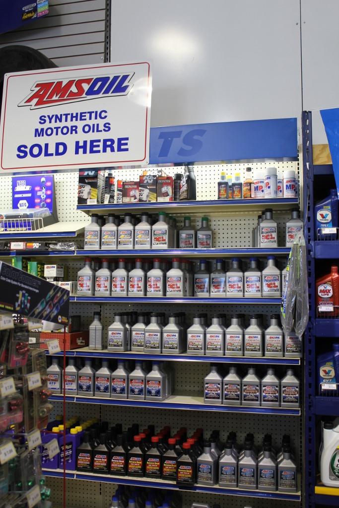 Clarksville TN Synthetic Motor Oils (AMSOIL) Retailer