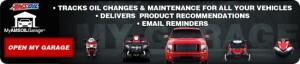 AMSOIL MyGarage Free Vehicle Tracking