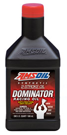 AMSOIL Dominator Two-Stroke